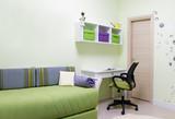 Fototapety Children's room interior design