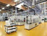 moderne Industrieanlage // High Tech Fabrication