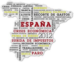 001-ESPAÑA CRISIS 2012