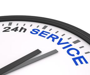 24h Service 3d