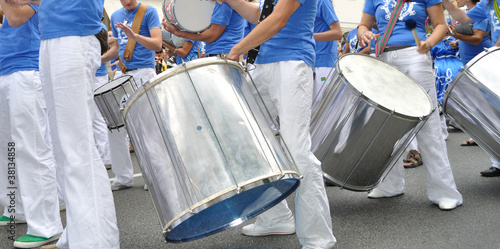 carnival drums - 38134858