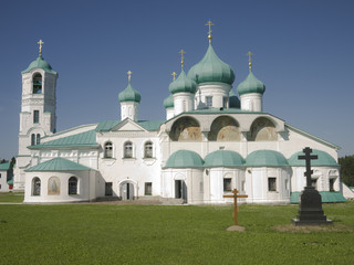 Holy Trinity Monastery of Alexander Svirsky