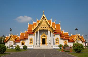 Wat Benjamaborphit Bangkok Thailand