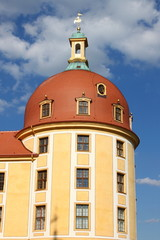 Tower of Moritzburg Castle