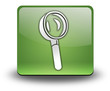 "Green 3D Effect Icon ""Search"""
