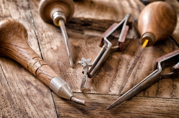Goldsmith's tools