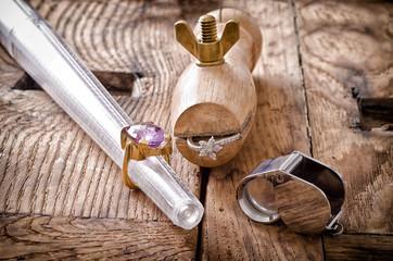 Goldsmith's tools