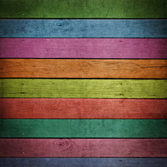 abstract colorful wood background.