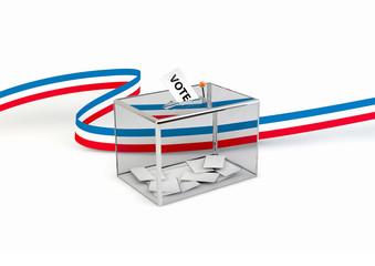 vote drapeau