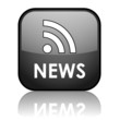 NEWS Web Button (headlines rss feed breaking internet media)