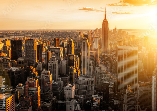 Fototapety, obrazy : New York