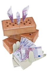 Hausbau, Finanzierung, Bausparen.