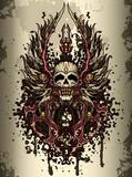 Skull Crest - 38150622