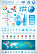 Detaily fotografie premium infografiky master collection
