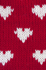 Knit texture background
