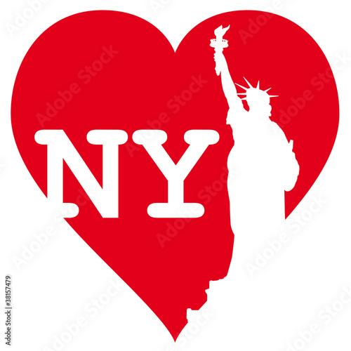 Fototapeten,new york,new york,stadt,herz