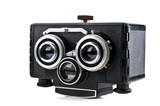 old retro camera