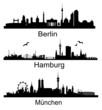 Deutsche Skylines