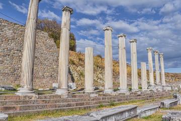 Roman Pergamum - Asklepion