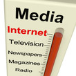 Internet Media Gauge Shows Marketing Alternatives Like Televisio