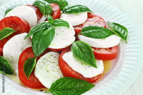 Fresh Caprese Salad
