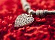 bijoux pendentif de saint Valentin