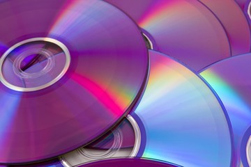 compact disks background