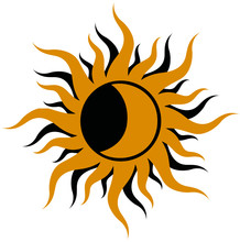 Símbolo Sonne Mond