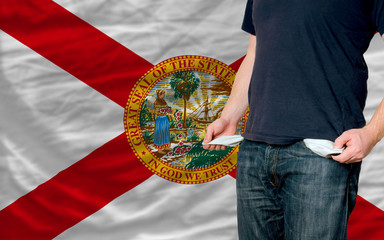 recession impact on young man and society in florida