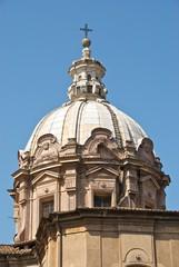 Cupola a Roma.