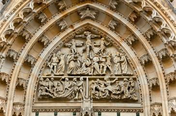 Ingresso Cattedrale di San Vito - Praga