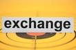Exchange target