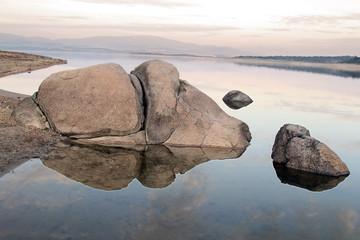 Granitos en el pantano