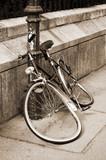 Fototapeta zepsuty - opuszczony - Rower