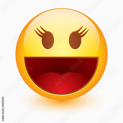 Winky face emoticon meaning