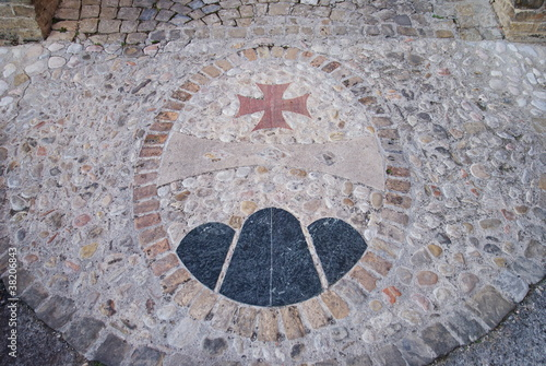 Symbol of the municipality of Petritoli, Italy