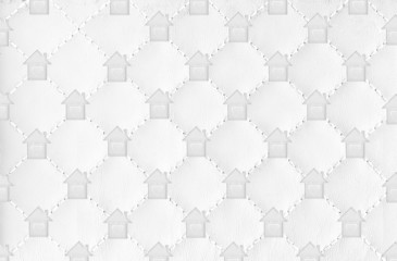 Housing leather background