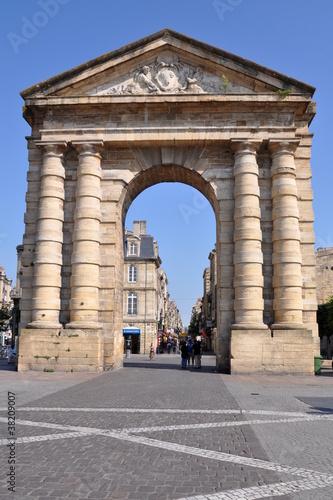 Papiers peints Fortification France Bordeaux patrimoine modial UNESCO porte d'aquitaine