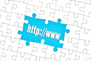 Internet Puzzle