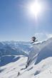 Freeride in den Kitzbueheler Alpen