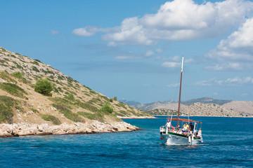 Kornati - Sailing in Croatia