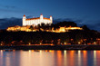 Detaily fotografie Bratislava Castle
