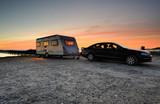 Fototapety Caravan