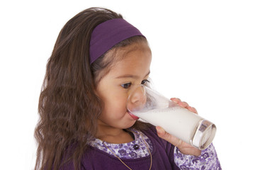 boire du lait c'est bon pour la santé des enfants