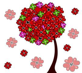 Валентиновое дерево