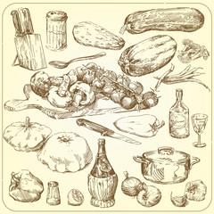 Kolekcja żywności