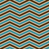 chevron pattern vintage style poster