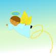 Angel flying