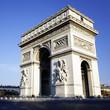 Arc de Triomphe square