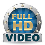 FULL HD VIDEO ICON